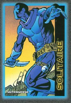 Accelerated Healing-1993 SkyBox Ultraverse-34Fr Solitaire