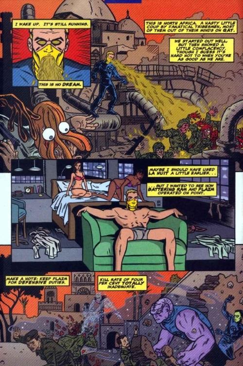 Acid Generation–Zeitgeist-X-Force #116-3