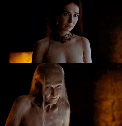 Age Manipulation (self)-Melisandre-Game of Thrones