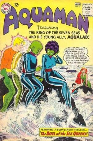 Alien Mimicry-OS-Aquaman V1 #16