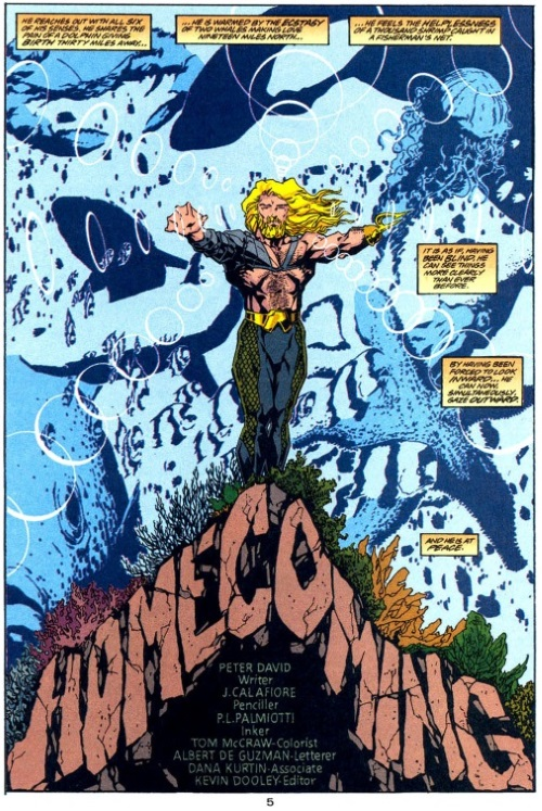 Animal Control-Aquaman (DC)