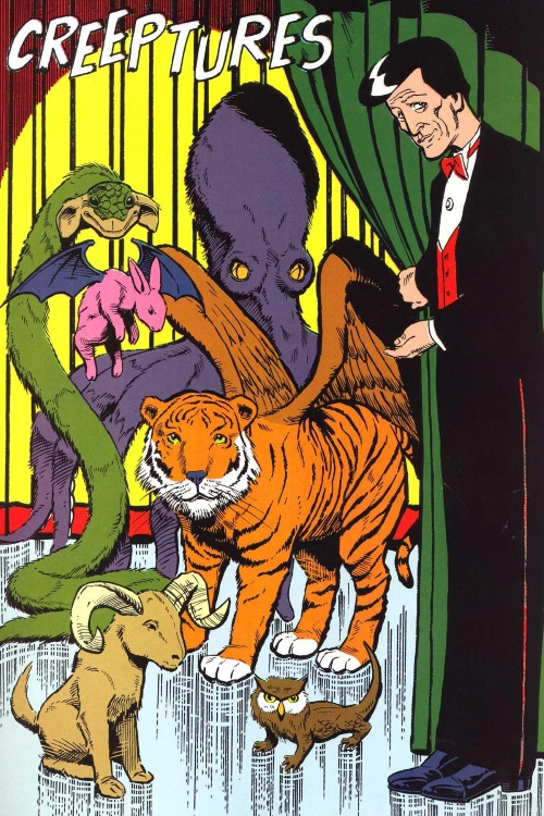Animal Mimicry (hybrid)-Creeptures-Who's Who in the Impact Universe #3-15