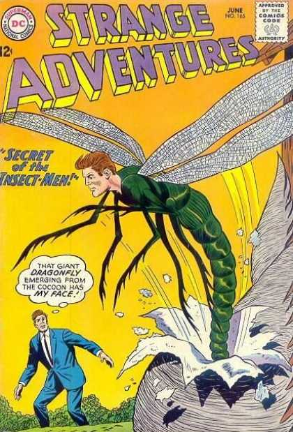 Animal Mimicry (hybrid)-OS-Strange Adventures V1 #165