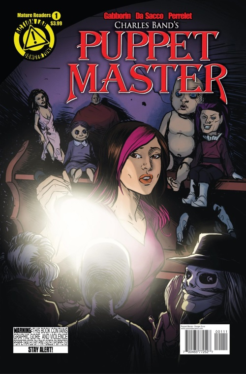 Animate Objects-Puppet Master #1 (Action Lab)