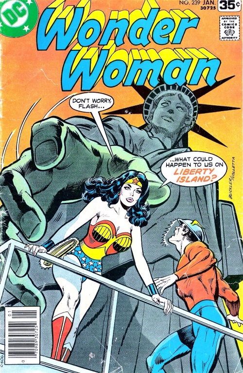 Animate Objects-Wonder Woman V1 #239 (DC)