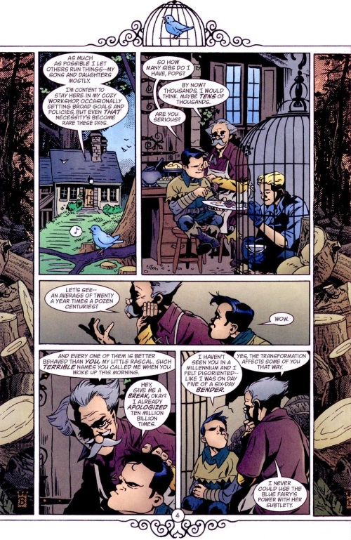 Animate Objects–Geppetto-Fables #41-4