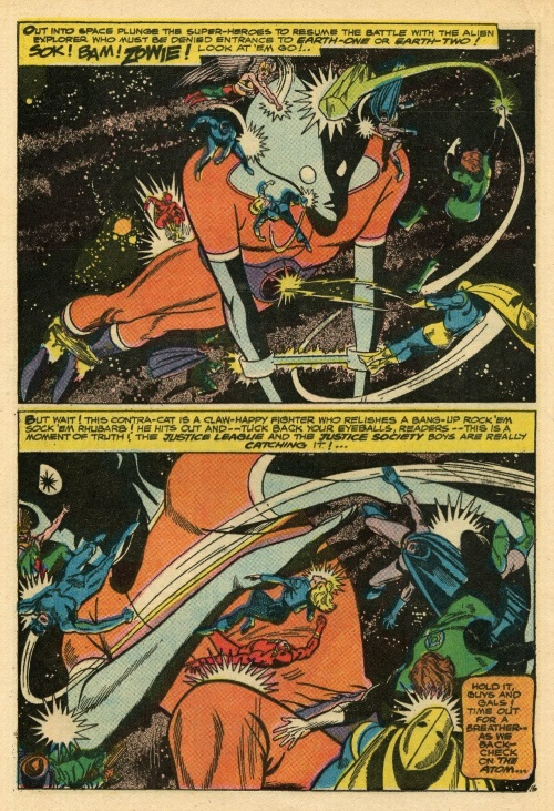 AntiMatter Mimicry-Anti-Matter Man-Justice League of America V1 #47 (1966)-20