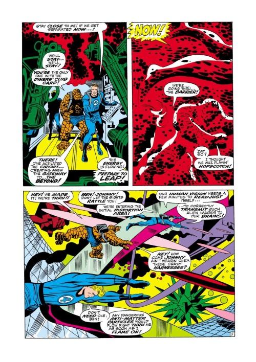 Antimatter Transport-Annual Fantastic Four #6 (1968)-6