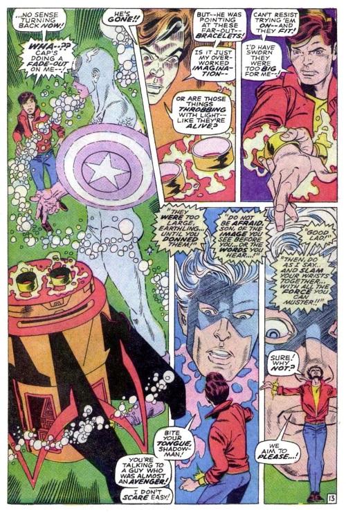 Antimatter Transport-Captain Marvel V1 #17-14