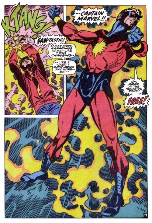 Antimatter Transport-Captain Marvel V1 #17-15