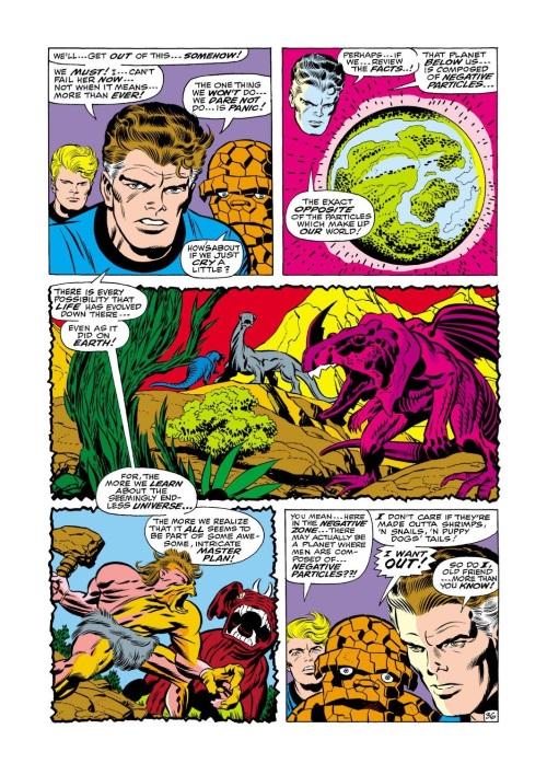 Antimatter Transport–Annual Fantastic Four #6 (1968)-37
