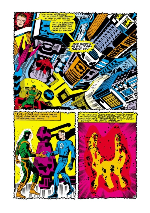 Antimatter Transport–Annual Fantastic Four #6 (1968)-38
