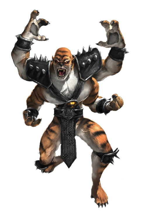 Appendages (arms)-MK-Kintaro-Mortal Kombat