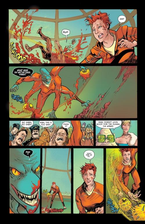 Appendages (arms)-Sheev-Strange Sports Stories #1 (Vertigo)2