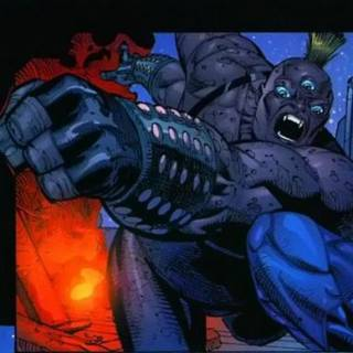 Appendages (arms)-Shi'ar Imperial Guard-Monstra-Marvel