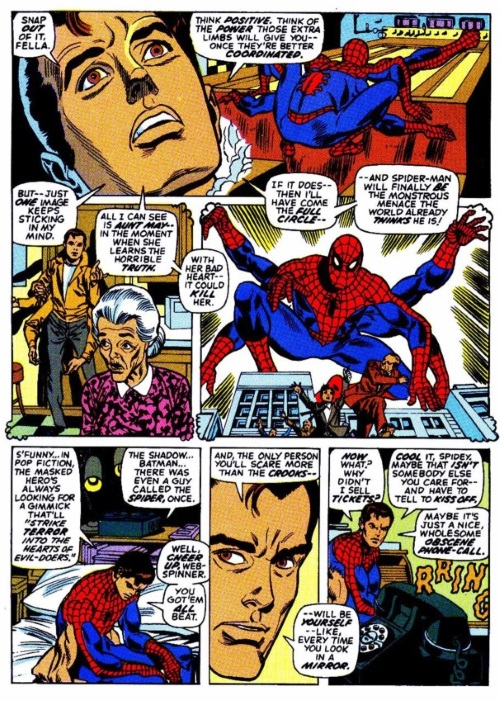 Appendages (arms)–Six Arms Saga-Amazing Spider-Man V1 #101-5