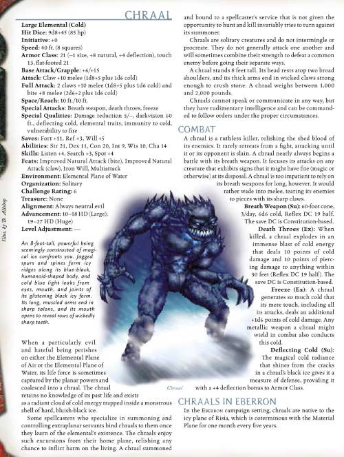 appendages-fangsclaws-chraal-dd-3-5-monster-manual-iii