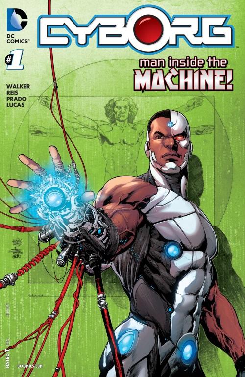 Appendages (multi-tool)–Cyborg #1 (2015)