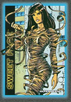Appendages (tentacles)-1993 SkyBox Ultraverse-37Fr Sweet Face