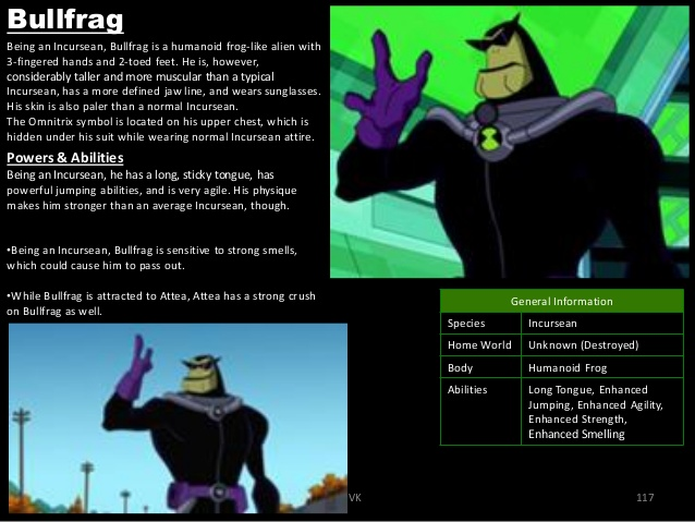 Appendages (tongue)-Bullfrag-Ben 10