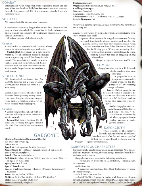 appendages-wings-gargoyle-dd-3-5-monster-manual-i