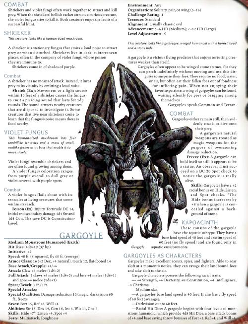 appendages-wings-gargoyle-dd-3-5-monster-manual-i