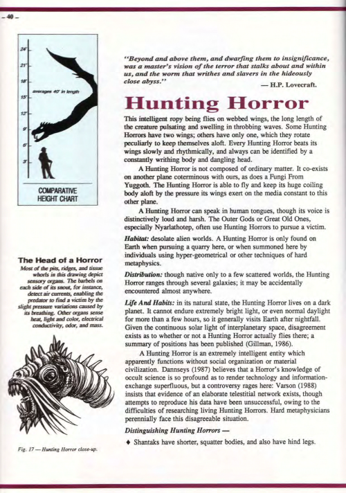 appendages-wings-hunting-horror-field-guide-to-cthulhu-monsters-1