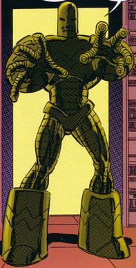 Armor (matter)-Battle Tank-Savage Dragon