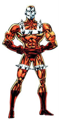 Armor (matter)-Kid Avenger-Savage Dragon