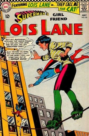 Biological Manipulation (freak)-OS-Lois Lane V1 #66