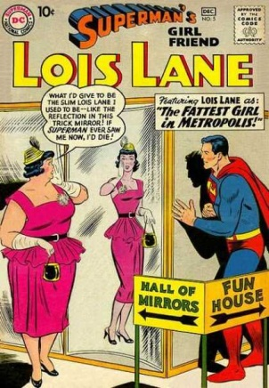 Biological Manipulation (weight)-OS-Lois Lane V1 #5