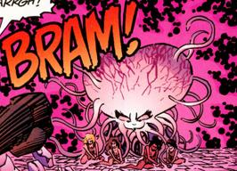 Body Part Disembodied-Brain-Child-Savage Dragon