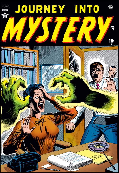 Body Part Disembodied–Hand-OS-Journey Into Mystery #1