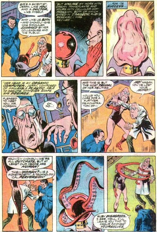 Body Part Enhanced Head–Ruby Thursday-Defenders V1 #32