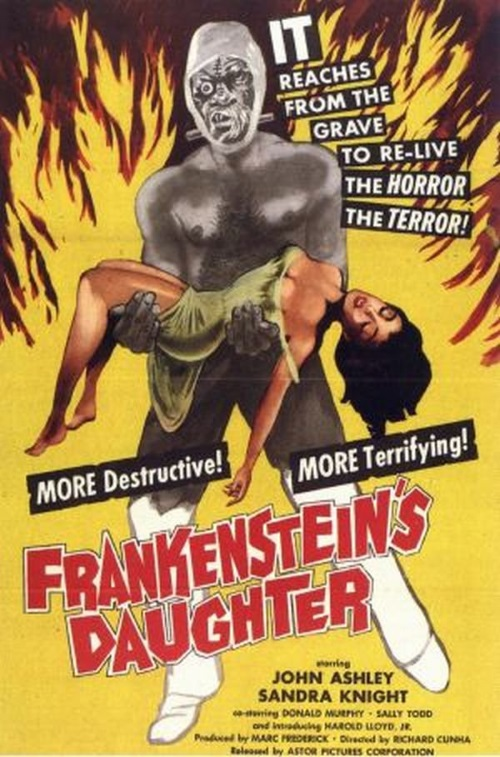 Body Part Substitution (others)–Frankenstein's Daughter