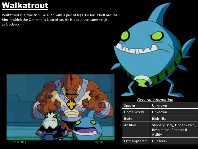 Breath (water)-Walkatrout-Ben 10