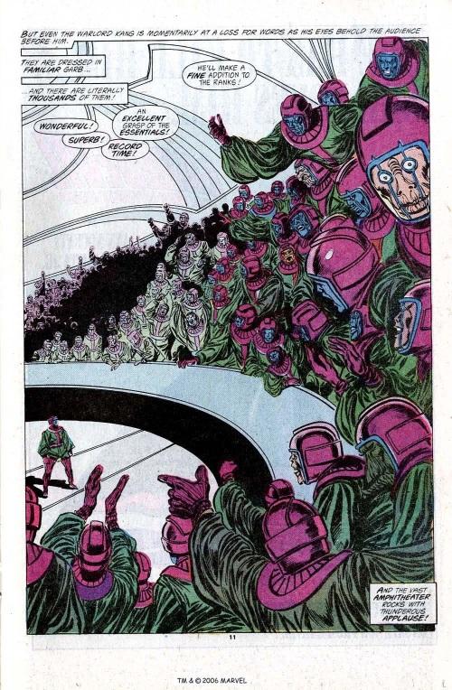 Cross Dimensional Manipulation-Council of Kangs-Avengers v1 #292