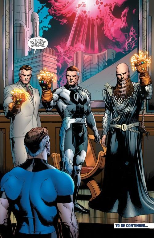 Cross Dimensional Manipulation-Council of Reeds-Fantastic Four V1 #570-24
