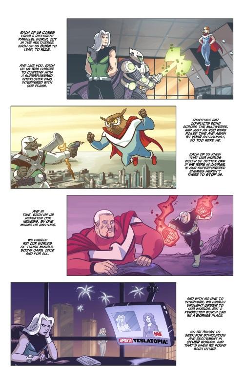 Cross Dimensional Manipulation-Edison Rex #6-7