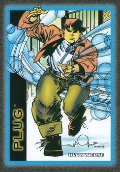 Cyberpathy-1993 SkyBox Ultraverse-23Fr Plug