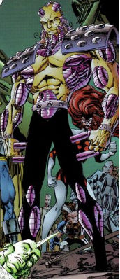 Cyberpathy-Cyberface-Savage Dragon