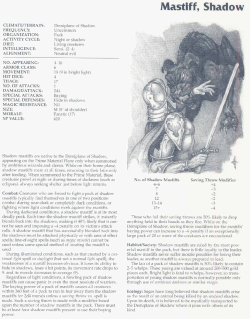 darkness-manipulation-shadow-mastiff-tsr-2166-monstrous-compendium-annual-volume-3