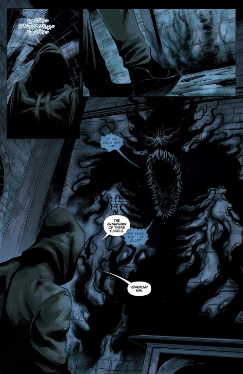 Darkness Manipulation-Shadowman-Satan's Hollow #1 (Xenoscope)