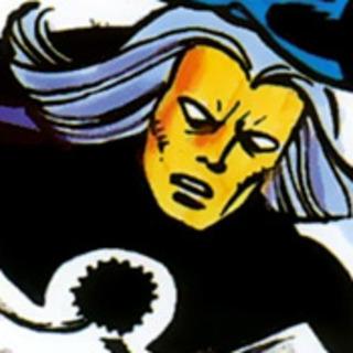 Darkness Manipulation-Shi'ar Imperial Guard-Black Light-Marvel