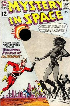 Darkness Mimicry-OS-Adam Strange-Mystery in Space V1 #78