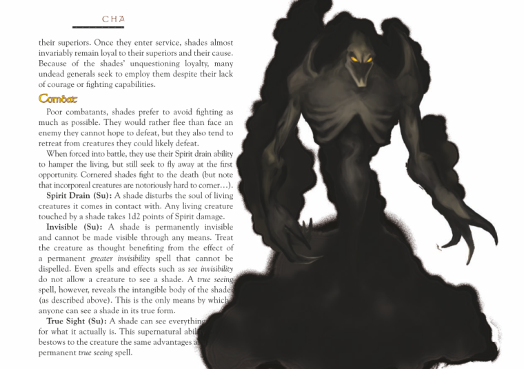 Darkness Mimicry-WOW-Shade-World of Warcraft Monster Guide