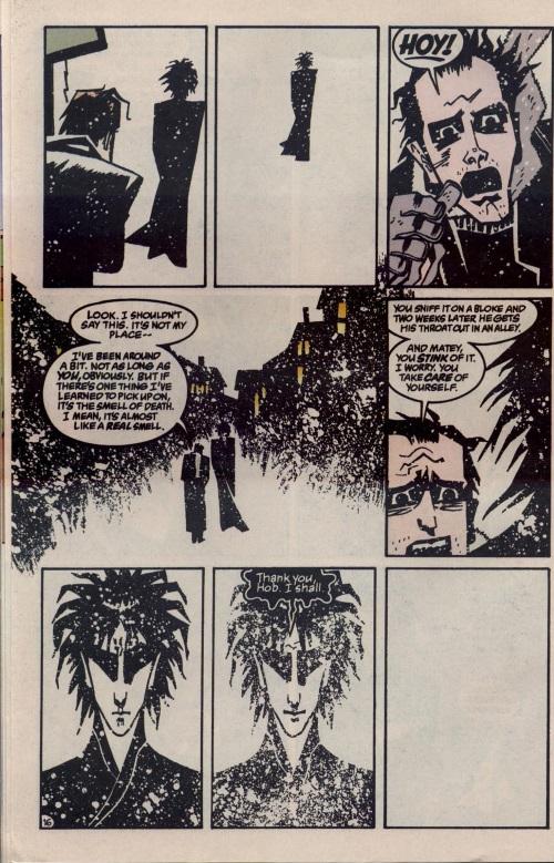 Death Sense-Hob Gadling-Sandman #59