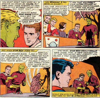 Density Control (objects)-Star Boy-Adventure Comics V1 342