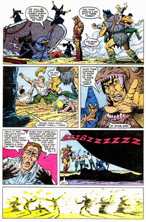 Doctor Strange V1 #70-18