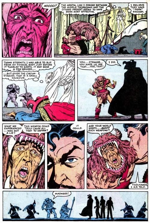 Doctor Strange V1 #70-22